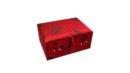 Jewellery Box Red Dragon JXS001